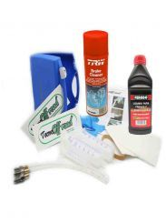 BLEEDING KIT+ BRAKE LIQUID 5.1+BRAKE CLEANER